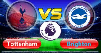Prediksi Skor Tottenham Hotspur vs Brighton