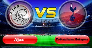 Prediksi Skor Ajax vs Tottenham Hotspur
