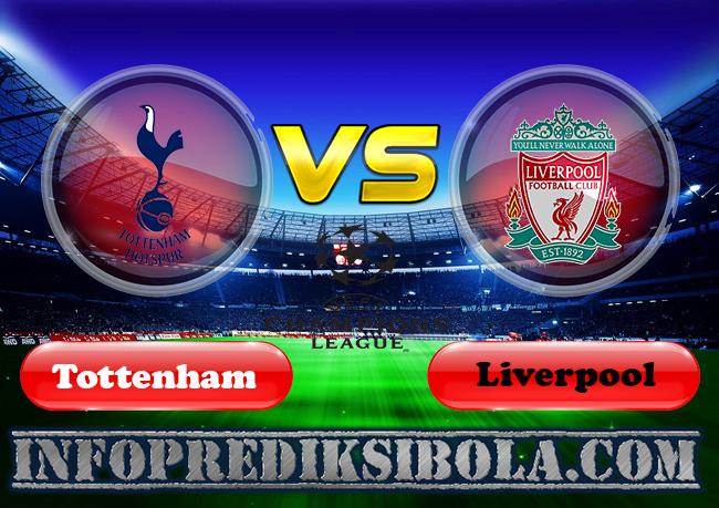 Tottenham Hotspur vs Liverpool Final Liga Champions