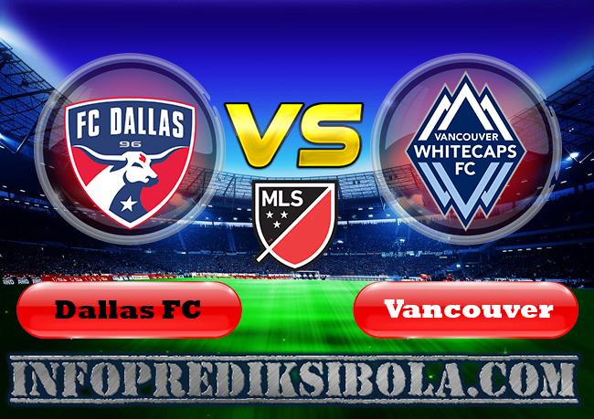 Prediksi Skor Dallas vs Vancouver Whitecaps 27 Juni 2019