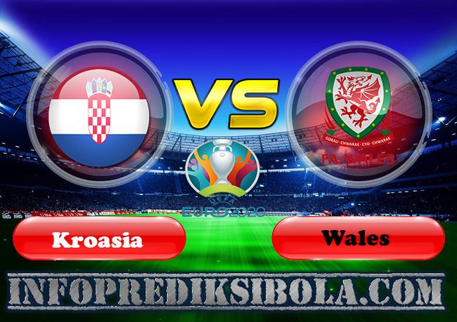 Prediksi Skor Kroasia vs Wales