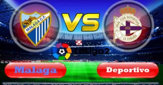 Prediksi Skor Malaga vs Deportivo La Coruna 16 Juni 2019