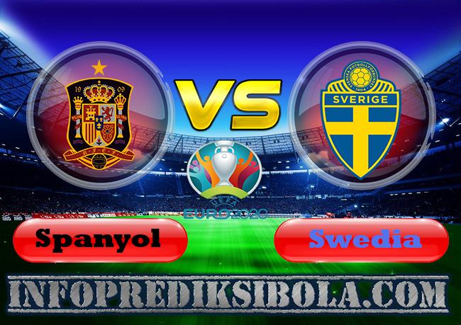 Prediksi Skor Spanyol vs Swedia