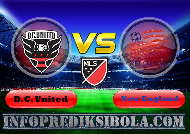 Prediksi Skor DC United vs New England 13 Juli 2019