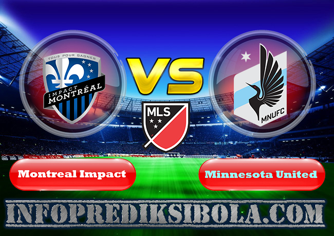 Prediksi Skor Montreal Impact vs Minnesota United