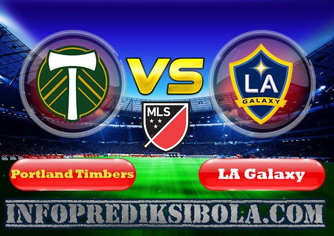 Prediksi Skor Portland Timbers vs LA Galaxy 28 Juli 2019