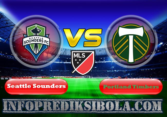 Prediksi Skor Seattle Sounders vs Portland Timbers 22 Juli 2019