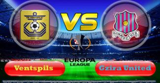 Prediksi Skor Ventspils vs Gzira United 25 Juli 2019