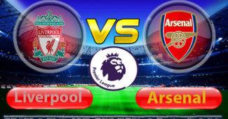 Prediksi Skor Liverpool vs Arsenal 24 Agustus 2019