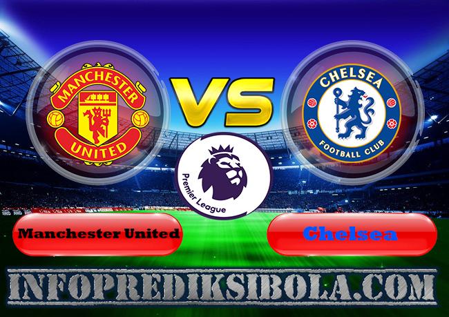 Prediksi Skor Manchester United Vs Chelsea
