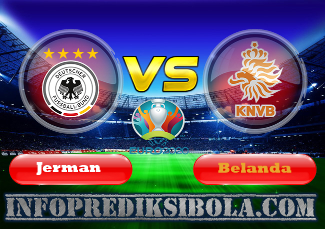 Prediksi Skor Jerman vs Belanda 7 September 2019