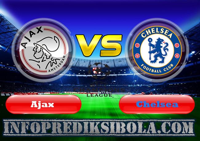 Prediksi Skor Ajax vs Chelsea
