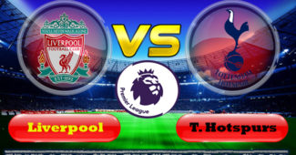 Prediksi Skor Liverpool vs Tottenham Hotspur