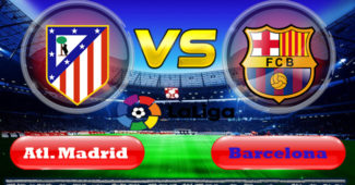 Atl Madrid vs Barcelona
