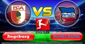 Augsburg vs Hertha Berlin