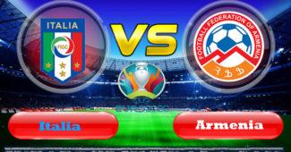 Prediksi Skor Italia vs Armenia 19 November 2019