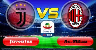 Prediksi Skor Juventus Vs AC Milan