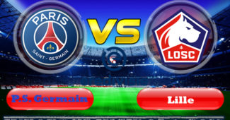 Paris Saint Germain vs Lille