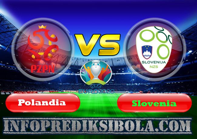 Polandia vs Slovenia
