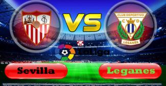 Sevilla vs Leganes