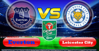 Everton vs Leicester