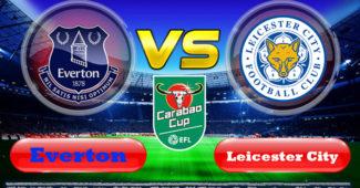 Everton vs Leicester