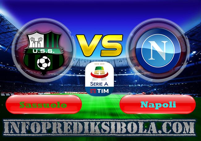 Sassuolo vs Napoli