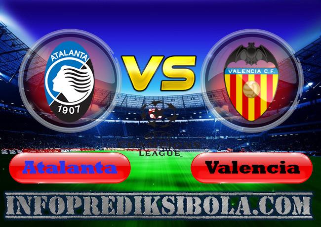 Atalanta vs Valencia
