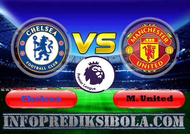 Prediksi Skor Chelsea vs Manchester United