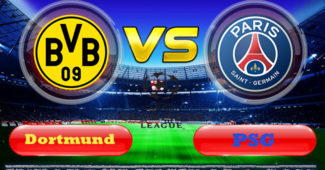 Dortmund vs Paris Saint Germain