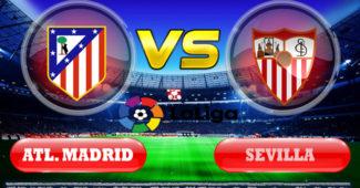 Atl. Madrid vs Sevilla