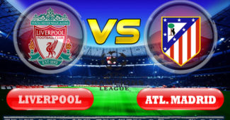 Liverpool vs Atl. Madrid