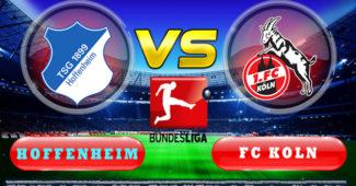 Hoffenheim Vs FC Koln