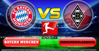 Bayern Munchen vs Monchengladbach