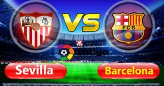 Sevilla vs Barcelona La Liga