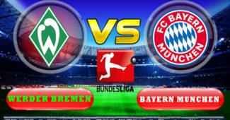 Werder Bremen vs B. Munchen