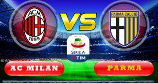 AC Milan vs Parma