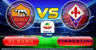 AS Roma vs Fiorentina