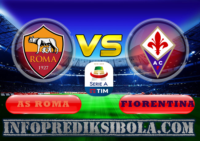 AS Roma vs Fiorentina