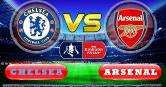 Chelsea vs Arsenal FA CUP