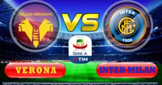 Verona vs Inter Milan