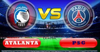 Atalanta vs Paris Saint Germain