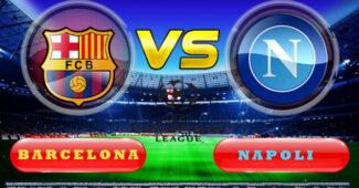Barcelona vs Napoli