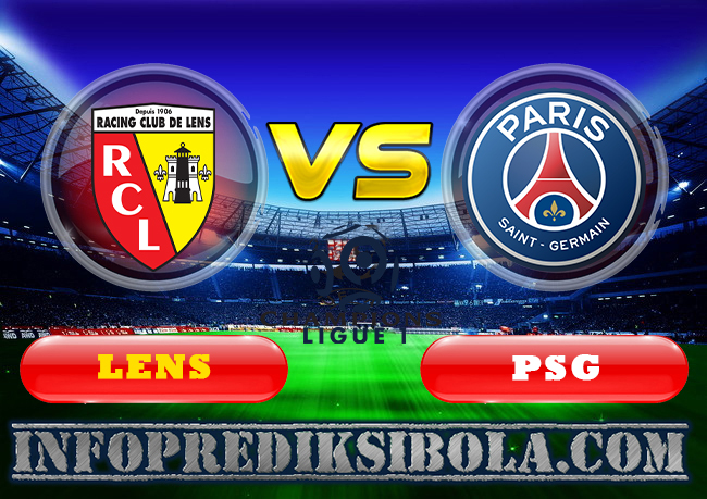 Lens vs Paris Saint Germain