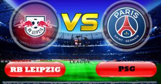 RB LEIPZIG VS PSG