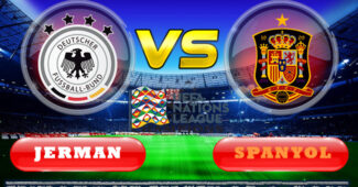 Jerman Vs Spanyol