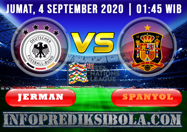 Jerman Vs Spanyol