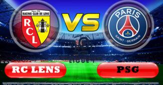 Prediksi Skor Lens vs Paris Saint Germain