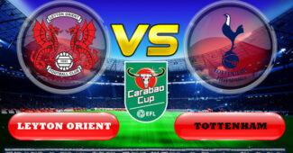 Leyton Orient vs Tottenham Hotspur