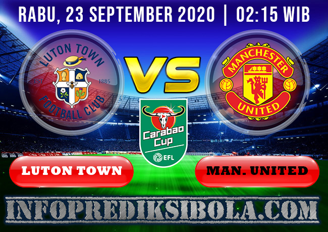 Luton Town vs Manchester United